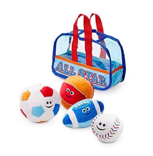 Melissa & Doug Sports Bag Fill & Spill