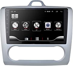 Android 9.0 Car Navigation admite Radio FM Bluetooth WiFi Mirror-Link Fit para Ford Focus Exi en 2004 2005 2006 2007 2008 2009 2010 2011