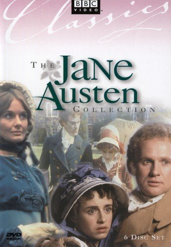 Jane Austen Collection (Sense & Sensibility / Emma / Persuasion / Mansfield Park / Pride & Prejudice / Northanger Abbey)