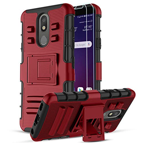 LG Journey LTE Built-in Kickstand Case by CaseBing