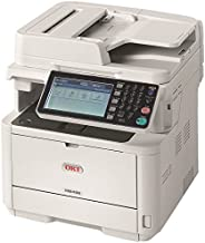 Oki Data MB492 Monochrome MFP Printer with Scanner, Copier and Fax
