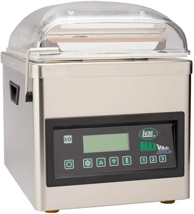 LEM MaxVac 全国どこでも送料無料 Pro 新作からSALEアイテム等お得な商品 満載 Vacuum Sealer Chamber