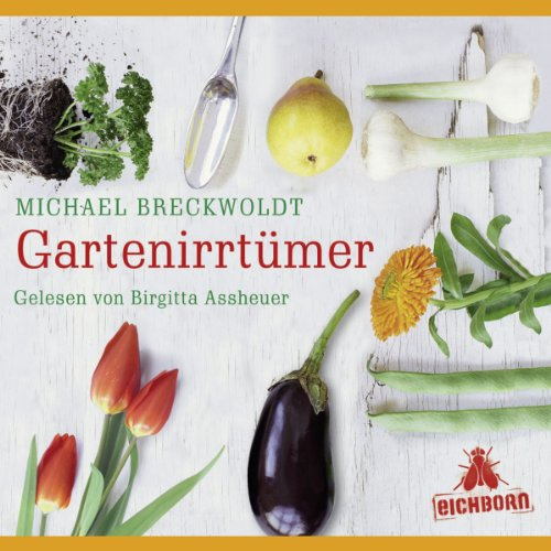 Gartenirrtümer audiobook cover art