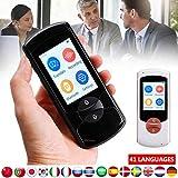 Inteligente Traductor de Voz, voz en tiempo real de doble vía multivoz/texto Wifi y 4G 2.0 pulgadas ...