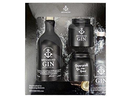Spitzmund Gin Set/Bundle/Geschenk