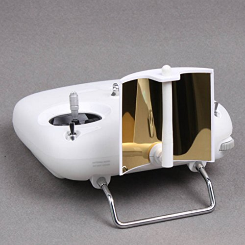 Foxom Antennen Booster/ Antennenverstärker/ Singnal Verstärker für DJI Phantom 3 Standard /3 SE Remote Control, Golden