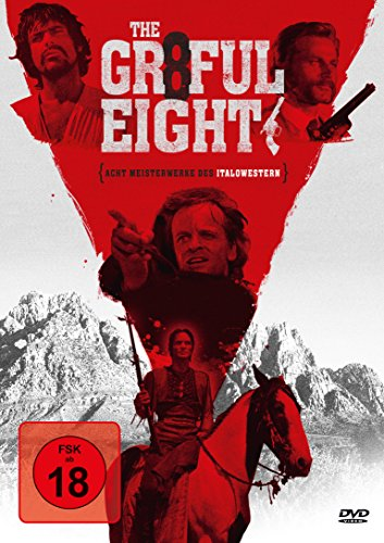 Grateful Eight - Acht Meisterwerke des Italowestern [8 DVDs]