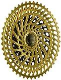 Leonardi Factory General Lee 12V 9.48 Cassette 9.49 12 velocidades, Ciclismo, Negro/Naranja