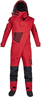 dry suit skiing