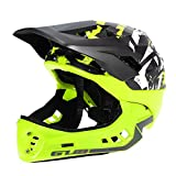 casco integral bici desmontable