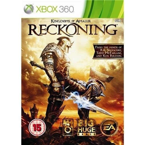 Xbox 360 Kingdoms of Amalur: Reckoning - Xbox One Compatible