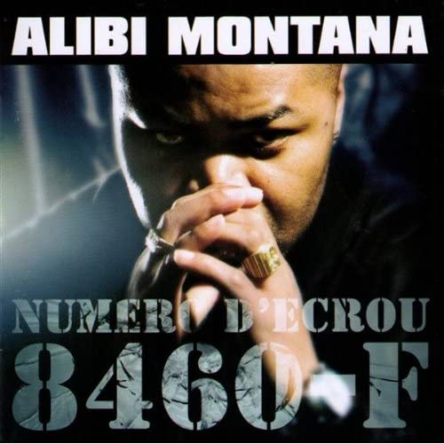 Cover Alibi Montana - Numero D'Ecrou 8460-F