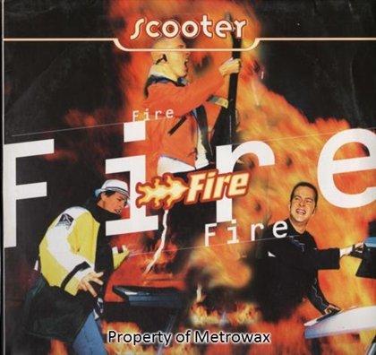 Fire  [Vinilo]