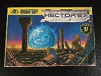 HECTOR' 87 箱付き 説明書付き ファミコンソフト ハドソン Hudson ファミリーコンピューター FC