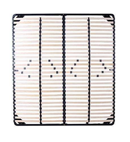 Somier multiláminas 160x200 cm - inclue 1 pata central