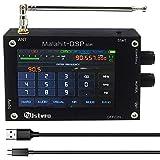 Malahit DSP SDR Receiver 3.5' 50KHz-2GHz DSP SDR Receiver Malahit SDR Shortwave Radio Receiver Malachite DSP SDR Receiver,Aluminum Alloy