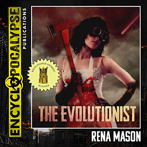 The Evolutionist audiobook cover art