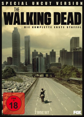 The Walking Dead - Die komplette erste Staffel (Special Uncut Version, 2 Discs) [Special Edition]