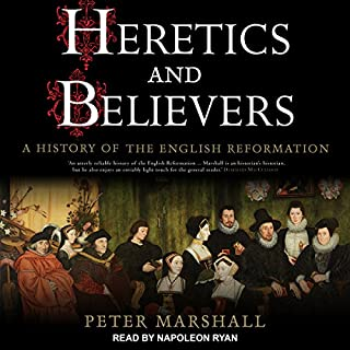 Heretics and Believers cover art