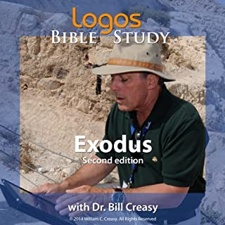 Exodus audiobook cover art