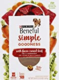 Purina Beneful Simple Goodness with Farm-Raised Beef Adult Dry Food