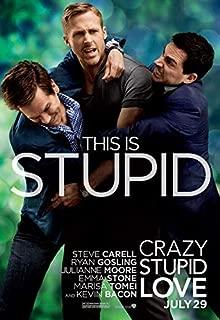 Movie Posters Crazy, Stupid, Love. - 11 x 17