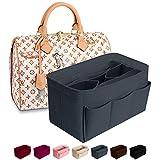 Best Purse Organizers - Purse Organizer Insert Felt Bag Organizer Handbag Organizer Review