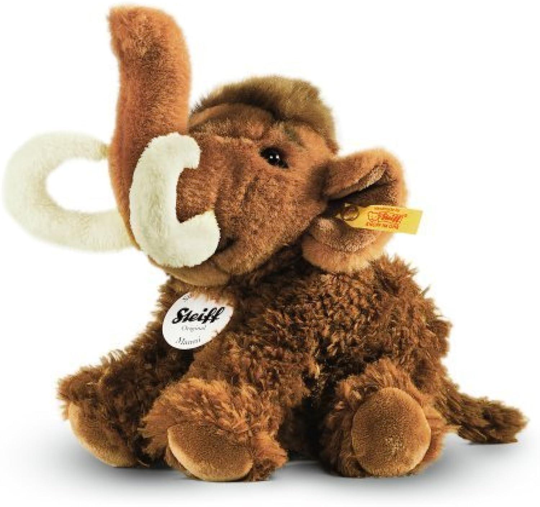 Manni Mammoth Brown by Steiff