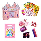 Pack Monta tu piñata de Princesas
