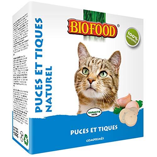 Biofood Knoblauchtabletten für Katzen - Naturell