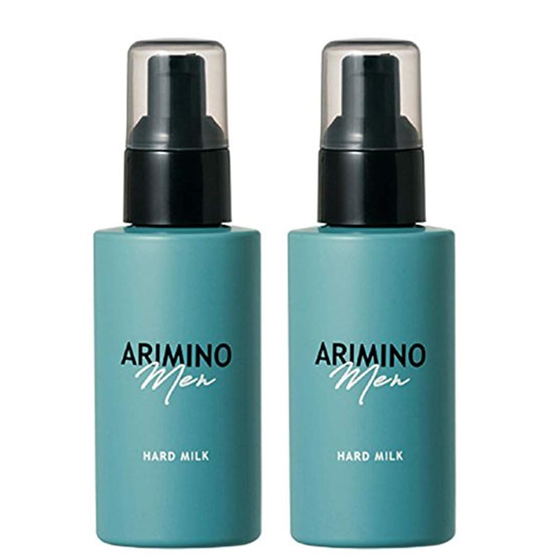 ノイズ表現コンクリートアリミノ メン ハード ミルク 100g ×2個 セット arimino men