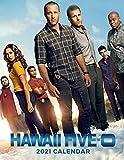 Hawaii Five-0 2021 Calendar