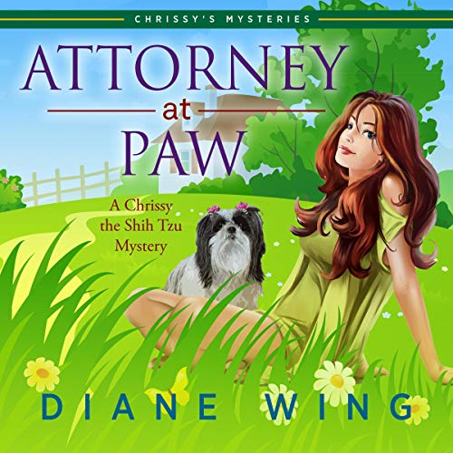 Attorney-at-Paw  By  cover art