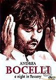 Andrea Bocelli: A Night In Tuscany [DVD] [2006]