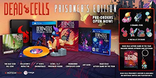 [PS4] The Dead Cells-Prisoner's Edition - $98.51 at Amazon