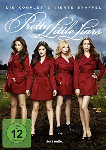 Pretty Little Liars - Staffel 4 (5 DVDs)