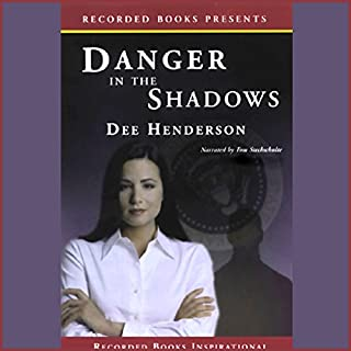 Danger in the Shadows audiobook cover art