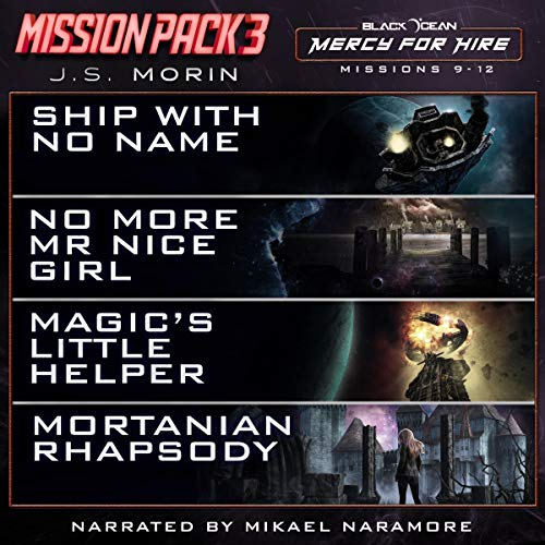 Couverture de Mercy for Hire Mission Pack 3