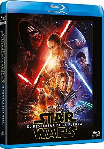 Star Wars: El Despertar De La Fuerza [Blu-ray]