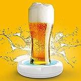 Tangxi Macchina per Schiuma di Birra ad Ultrasuoni, USB Ultrasonic Beer Bubbler Maker per ...