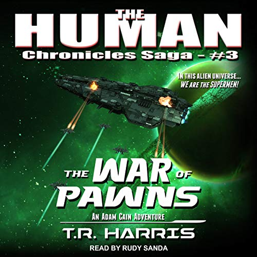 The War of Pawns cover art