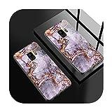 Phonecase - Carcasa de cristal templado para Oneplus 3, 3T, 5, 5T, 6, 6T, 7 y 7 Pro, cubierta trasera para Samsung Galaxy S8 S9 S10 Plus