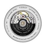Tissot Tradition Powermatic 80 Open Heart - T0639071605800 Black/Black One Size