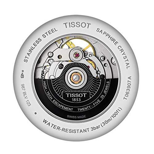 Montre Tissot Tradition Powermatic 80 open heart
