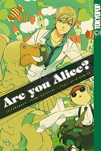 Are you Alice? 04