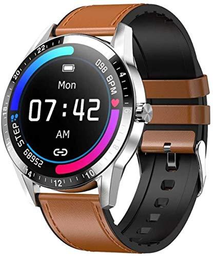 2021 nuevo reloj inteligente con Bluetooth, llamada, reloj inteligente para hombres y mujeres s reloj deportivo pulsera de fitness para Xiaomi Android Huawei Glory Ios A