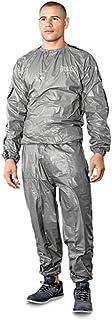 Everlast Sauna Suit Accessoire de Sport Homme, Gris/Noir, L-XL