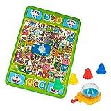 ColorBaby - Juegos de mesa, Oca gigante, juego de la oca, juego de suelo, juegos educativos, juegos de mesa para niños, juego de suelo niños, juguetes niños 3 años, juegos de mesa familiares (43761)