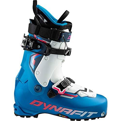 Dynafit TLT8 Expedition CR Alpine Touring Ski Boot - Women's Methyl Blue/Lipstick, 23.5