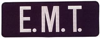 EMS E.M.S. EMT Paramedic Large Uniform Shirt Jacket Back Patch Emblem 11